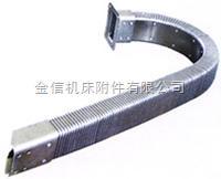 广州纯金属JR-2型矩形金属软管新