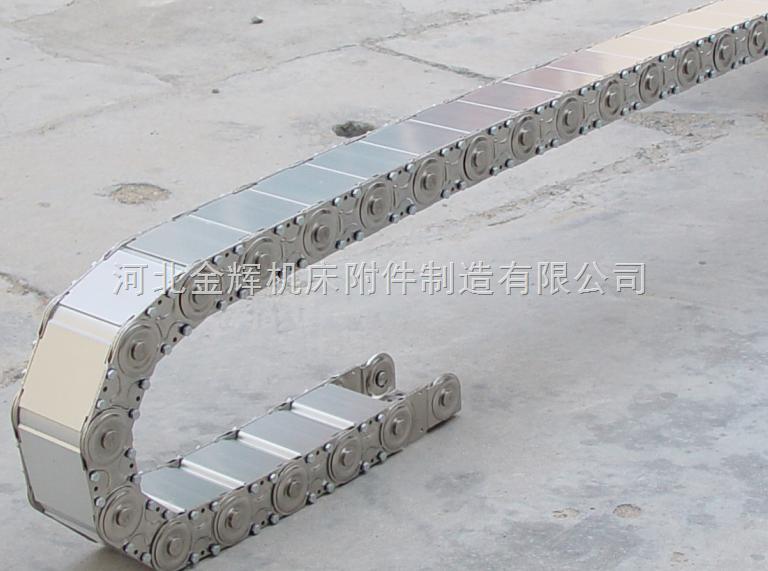 TLG100型钢铝拖链