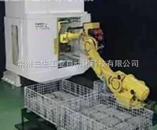 二维机器人视觉保证加工中心散装缸盖加工
