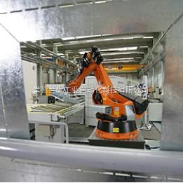 金属板折弯上下料机器人