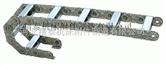 钢铝桥式拖链 全封闭钢铝拖链参数