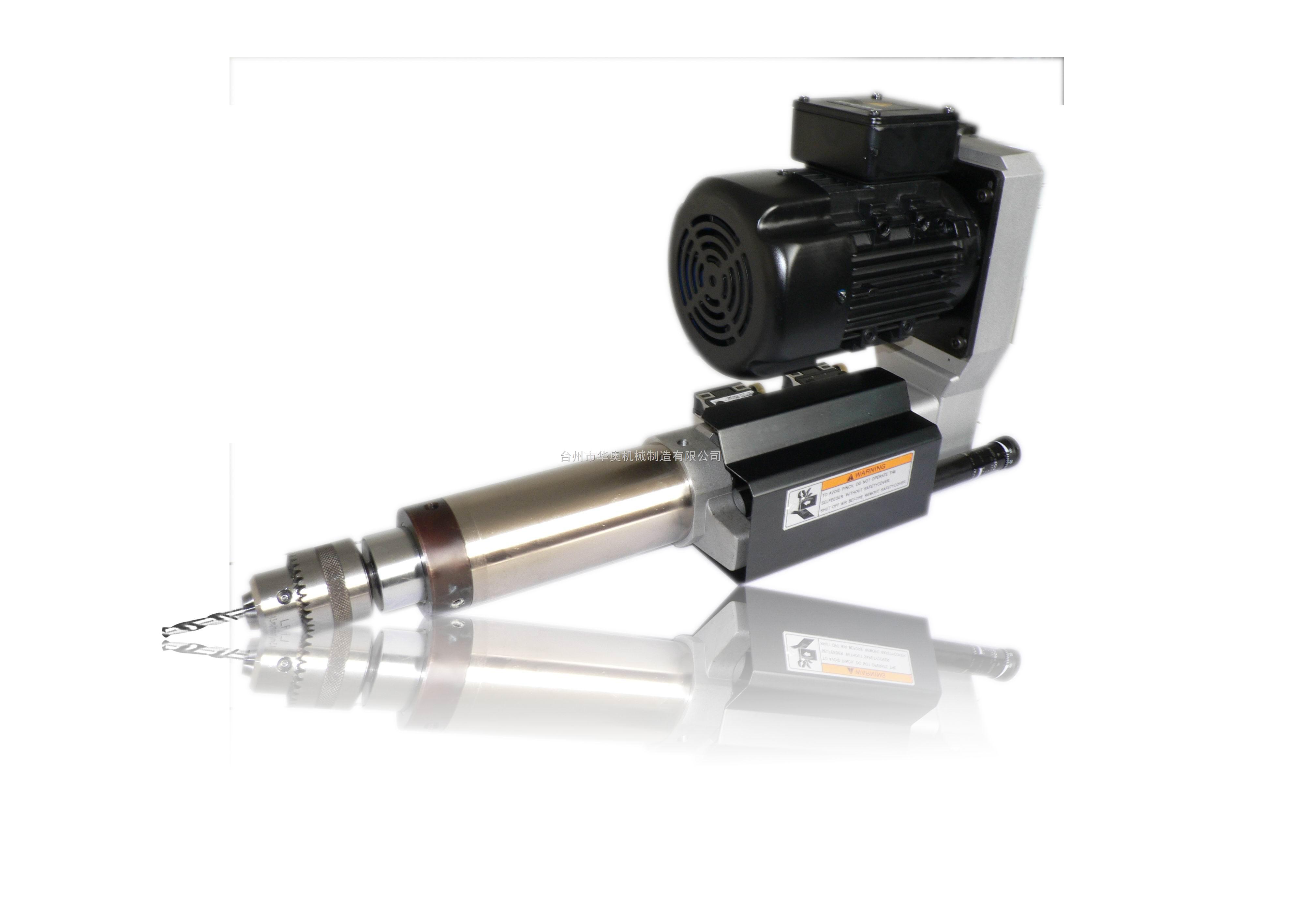RVS5钻孔动力头带阻尼器