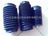 拉链式油缸防护罩,缝制圆形防护罩