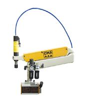气动攻丝机悬浮式(M5-M16) 永磁吸座(可移动)