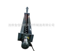 数控加工中心螺旋排屑机产品