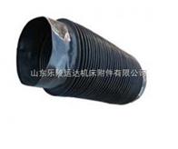 规格齐全缝合式油缸防护罩,钢丝圈支撑油缸防护罩,拉链式油缸防护罩价格