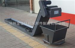 機床排屑車--機床排屑機鏈板式排屑機