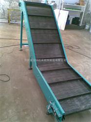 制作鏈板排屑機--機床鏈板排屑機