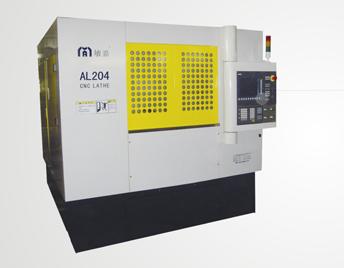 ACG205双主轴高精度硒鼓专用数控车床
