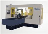 SZK100对列双主轴加工中心