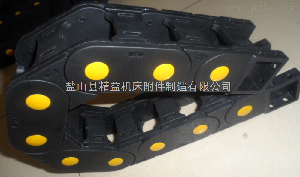激光切割设备专用工程尼龙拖链