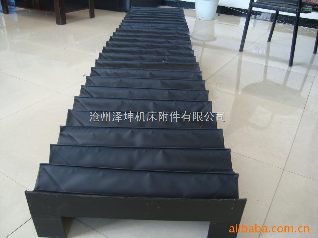 泽坤机床附件供应耐高温风琴防护罩