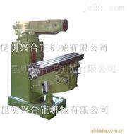 炮塔铣光机(4HG-I、工作台加长、加宽),台正光机,昆明台正