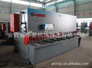 中(安徽名牌)供应竞技宝下载 QC12Y-12x4000液压摆式(数显)剪板机