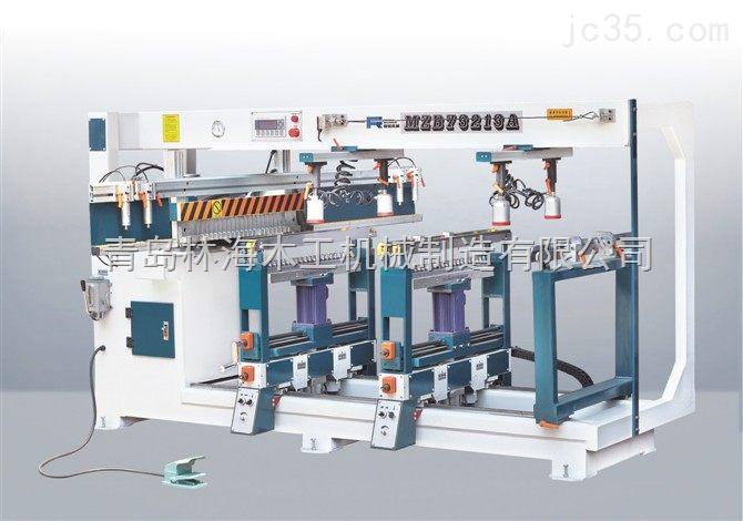林海家具打眼机排钻畅销品牌青岛林海机械
