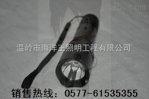 科瑞led灯珠3w手电 海洋王强光手电 海洋王设备抢修手电
