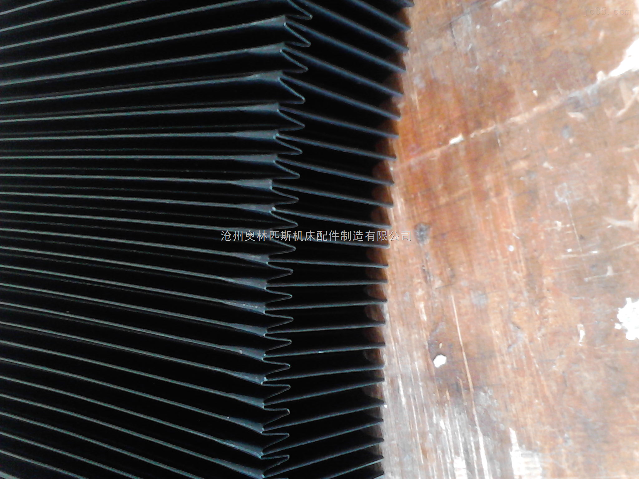 奥林匹斯风琴防护罩系列,PVC风琴防护罩