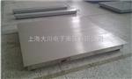 DCS-(304/316L)不锈钢地磅秤(防水防腐)