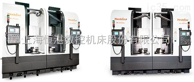 台湾油欣VL-1100HR+PT    数控立车