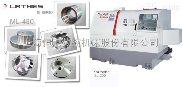 台湾奕达精机BML-560S硬轨机