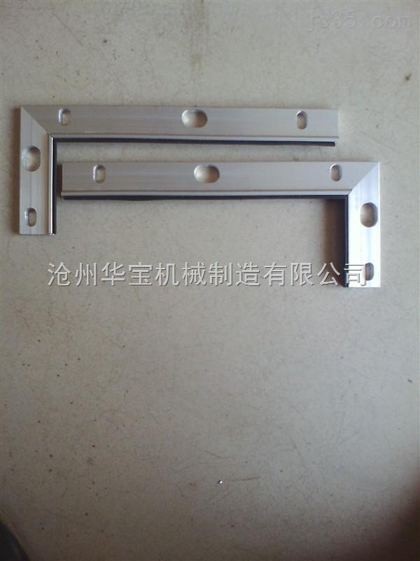 供应机床刮屑板  机床刮油板