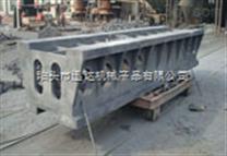 沧州供应落地镗床立柱铸件