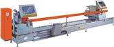 ZD-J23三轴数控任意角双头锯自动进刀锯床