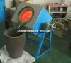中频金属熔炼炉 熔金炉 熔银炉(TXZ-35)
