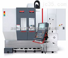 QUASER百德UX600精密五轴数控加工中心(DMG德马吉)