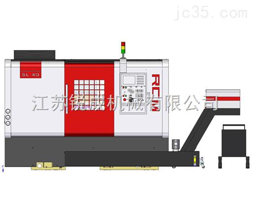 SL40通用型数控车床