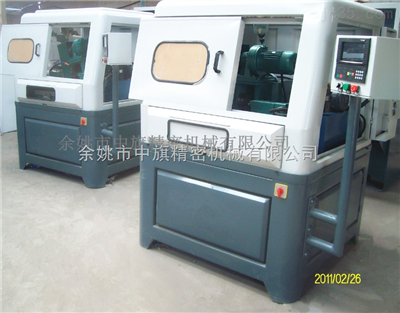 ZQY-6260T数控剃齿机
