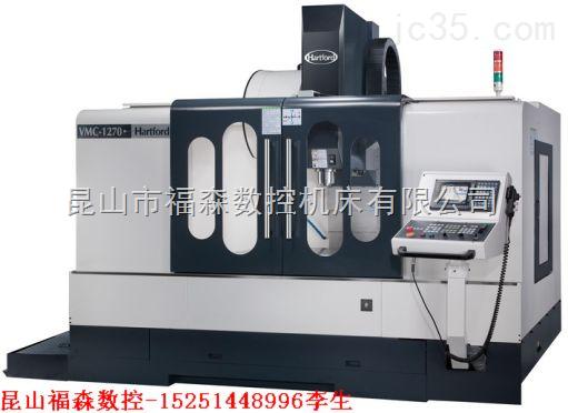 台湾协鸿OMNIS-重切削四轨CNC数控立式加工中心机