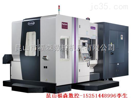台湾协鸿LAUREL-高效能CNC数控卧式加工中心