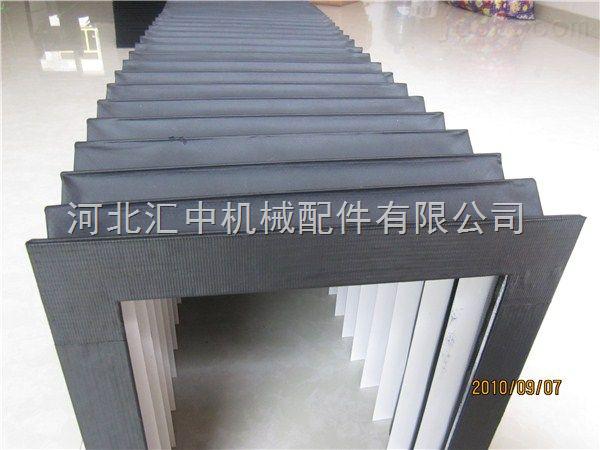 耐高温阻燃风琴式防护罩,使用耐温材料,更可靠