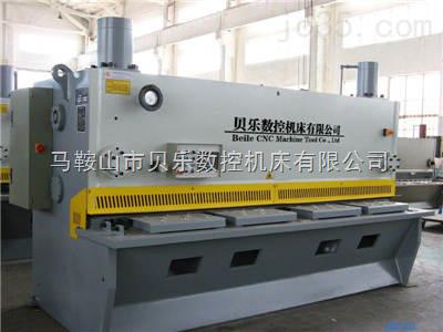 数控液压闸式剪板机  高效率高精度