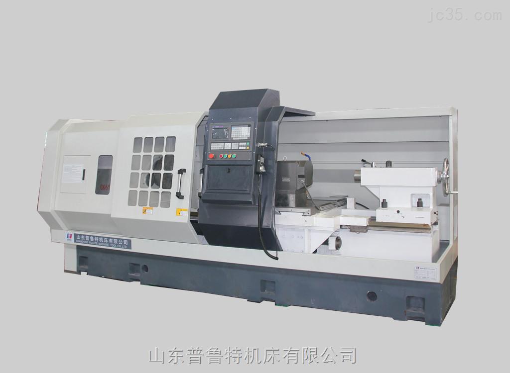 ck6180eck6185e整体床身铸造数控车床上海大型卧式车床