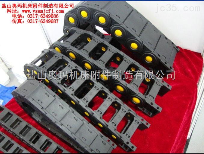 供应AMTKA058系列桥式增强型拖链(超长行程)