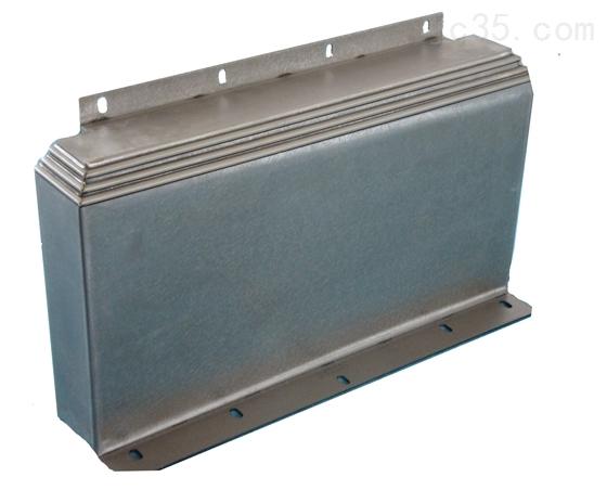 加工中心钢板防护罩