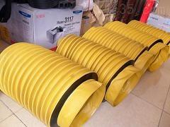 高温圆形液压油缸防护罩