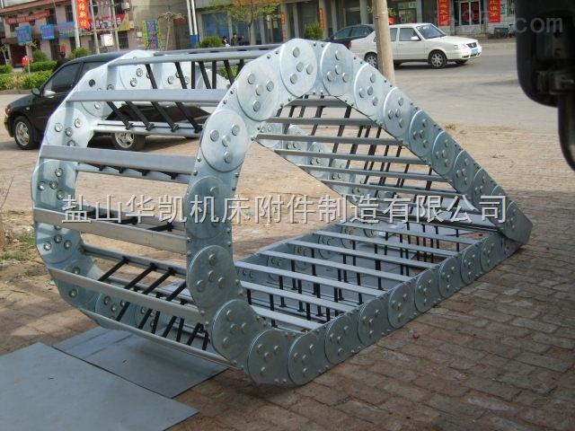 黑龙江齐齐哈尔钢制拖链