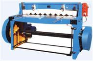 瑞力1.3米白铁皮剪板机