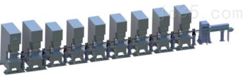 四轴机械手,冲床上下料传输系统专业定制