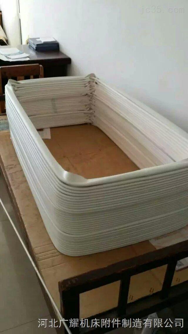 广耀供应工地专用吊环式水泥伸缩帆布袋手工缝制