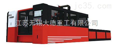 大功率交换台面光纤激光切割机