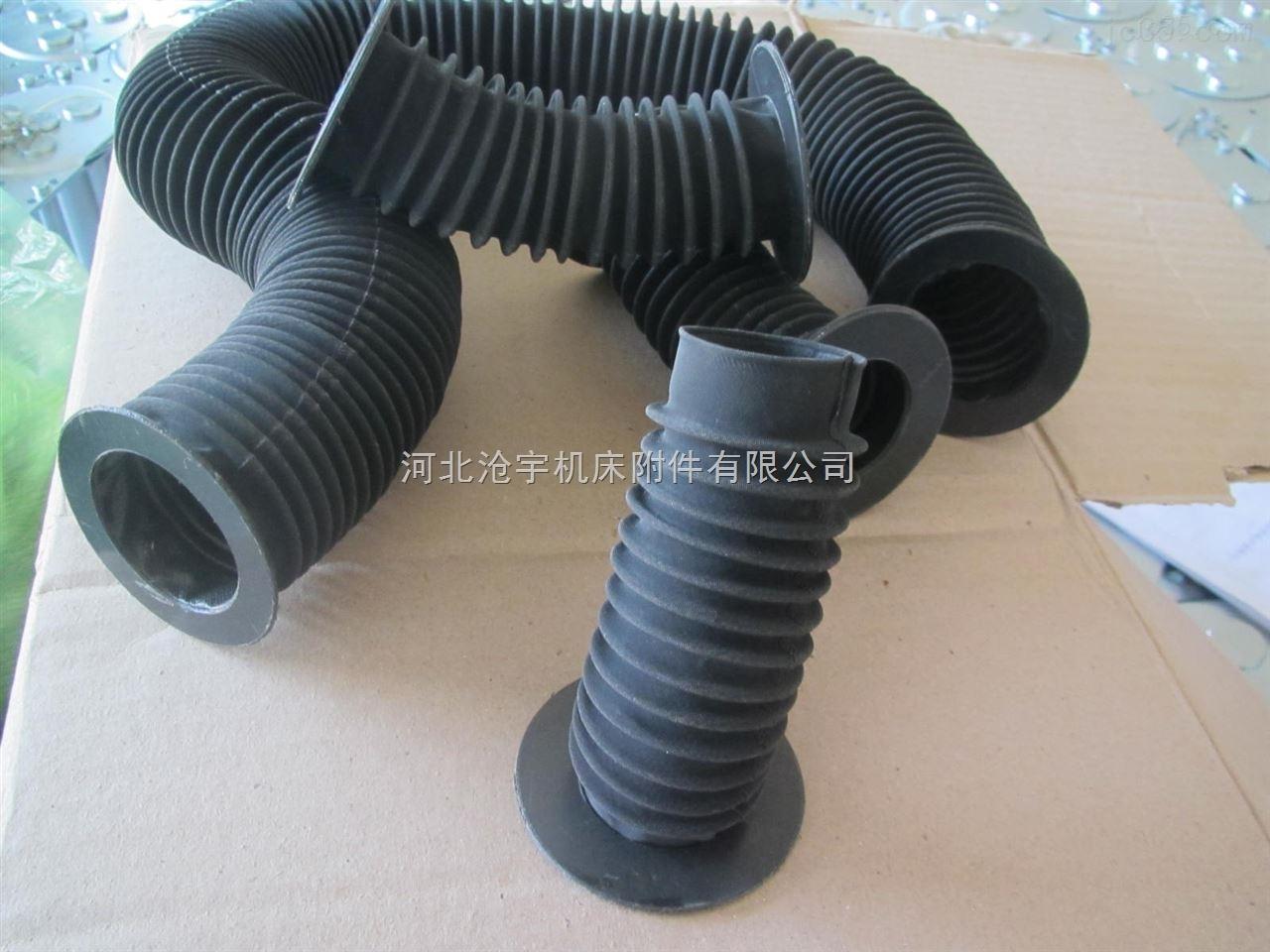 耐磨损增强型防护罩 伸缩丝杠防护罩专业加工