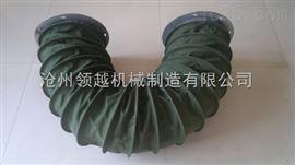 厂热销风机方形风道口帆布软连接