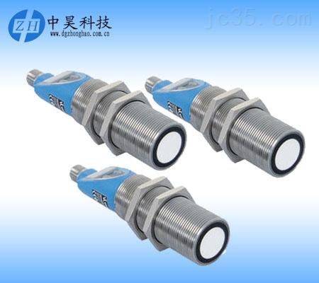 超声波传感器CCT18 R350P1 P12应用于双张检测