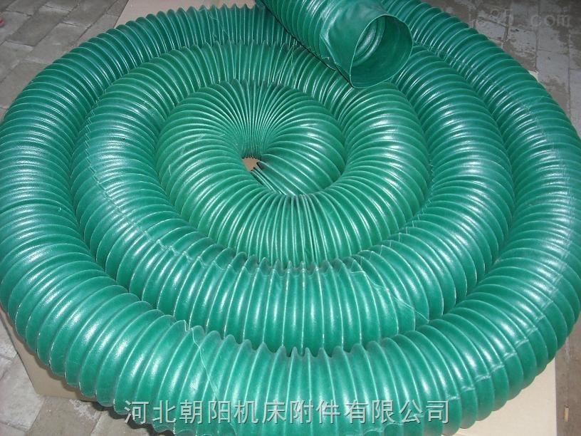 厂家加工橡胶附和布防腐蚀圆形丝杆防护罩