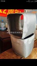 中央空调硅钛保温防火软连接在线销售