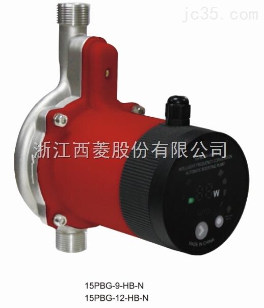 变频冷热水自动增压泵